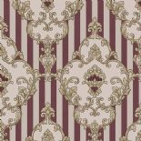 Italian Glamour Wallpaper 4608 By Parato For Galerie